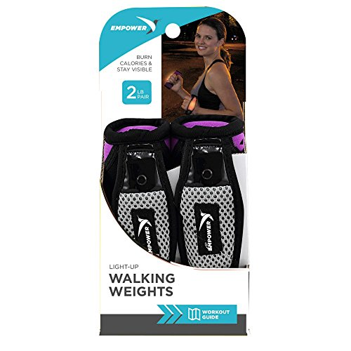 Empower Fitness Lighted Walking Weights