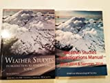 Weather Studies 5e SET with Investigations Manual 2014 Edition, Moran, 1935704672