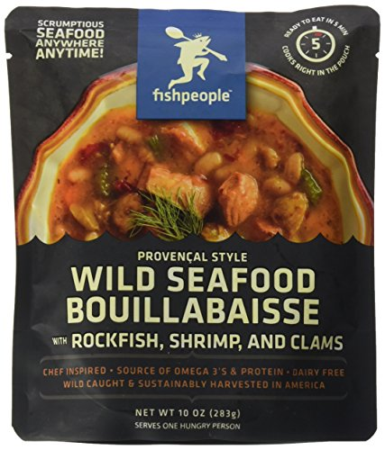 Fishpeople Wild Seafood Bouillabaisse, 10 Ounce