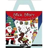 Maildor Sticker Stories Christmas