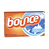Bounce Fresh Linen Sheets, 40-Count (Pack of 3), Health Care Stuffs