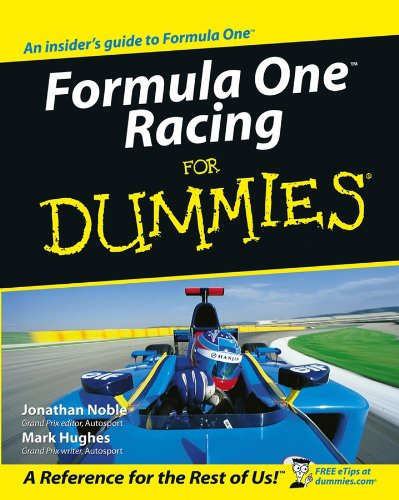 Formula One Racing for Dummies