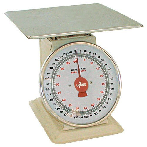 Update International (UP-11200) 200 Lb Analog Shipping and Receiving Scale by Update International