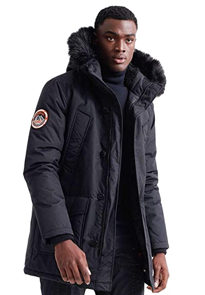 Superdry Men's Everest Parka Jacket