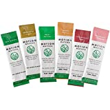 Individual Premium Matcha Green Tea To Go Packets, Sweetened with Real Fruit (The Everything Pack) (6 single serving packets)