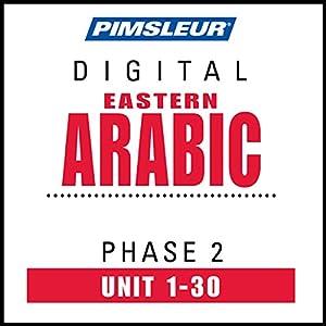Arabic (East) Phase 2, Units 1-30 Speech