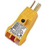 IDEAL 61-051 E-Z Check Plus Circuit Tester
