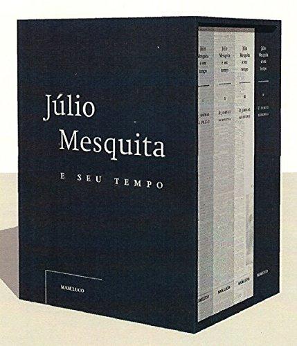 Download Júlio Mesquita e Seu Tempo - Caixa (Em Portuguese do Brasil) pdf epub