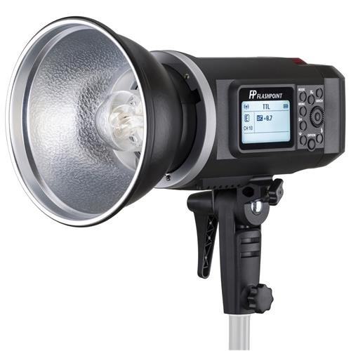 Flashpoint XPLOR 600 HSS TTL Battery-Powered Monolight with Built-in R2 2.4GHz Radio Remote System (Bowens Mount)