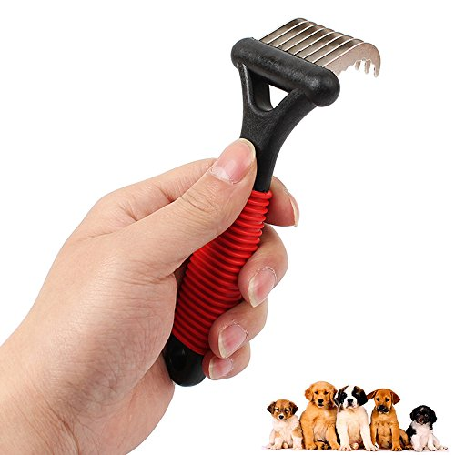 VESONI Pet Grooming Brush for Combing The Dogs and Cats' Knot Hair.