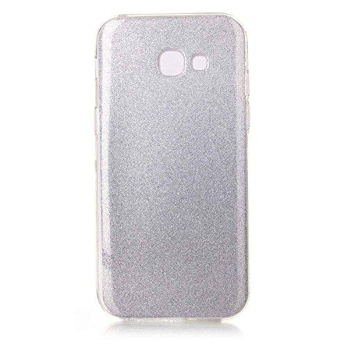 SRY-Caso sencillo Para la cubierta de la galaxia A5 2017 de Samsung, caja suave del teléfono de la contraportada del gradiente hermoso Protección reforzada ( Color : A ) A