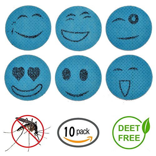 [Comfort Road - Mosquito Repellent Patch 60 Count Keeps Insects and Bugs Far Away, Simply Apply to Skin and Clothes , Adult, Kid and Pet-Friendly , Convenient For Travel, Outdoor Concerts and Camping] (Insect Repellent Patch)