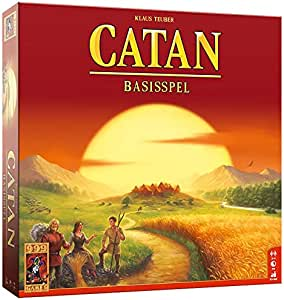 The settlers of Catan-basic game: Amazon.es: Juguetes y juegos