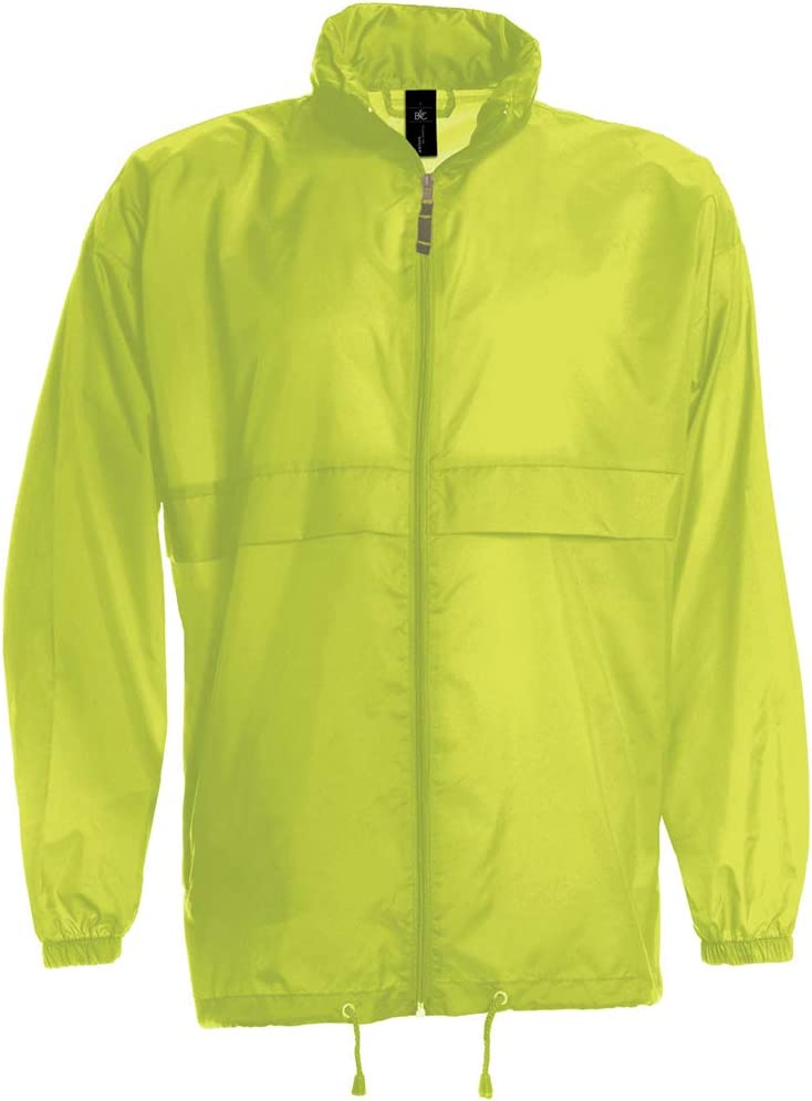 B and C B/&C Sirocco Mens Lightweight Jacket//Mens Outer Jackets