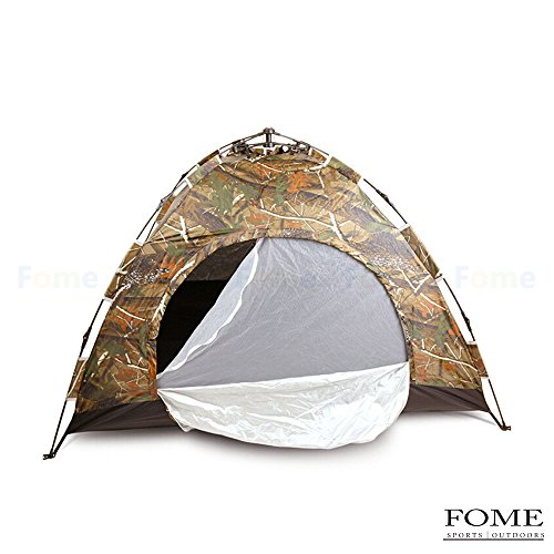 Camping tent fome sports outdoors lightweight 2 person for Fome house