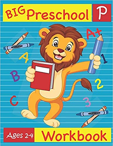Dry Erase Workbook for kids 2-4 years of age Preschool Activity Educational Toy Fine Motor Activities