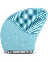 Hairby Facial Cleansing Brush, Silicone Face Brush Sonic...