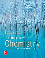 Introductory Chemistry: An Atoms First Approach Front Cover