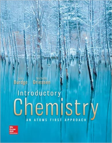 Introductory chemistry an atoms first approach julia burdge dr introductory chemistry an atoms first approach 1st edition fandeluxe Gallery