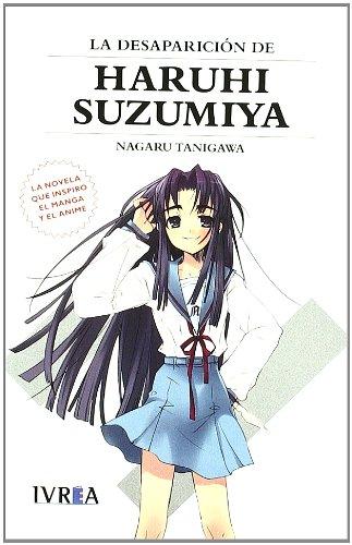 Descargar Libro Desaparicion De Haruhi Suzumiya, La Nagaru Tanigawa