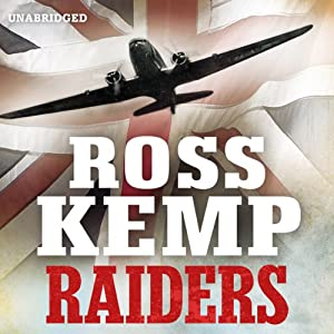 Raiders: World War Two True Stories Audiobook