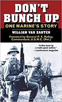 Book Don't Bunch Up: One Marine's Story