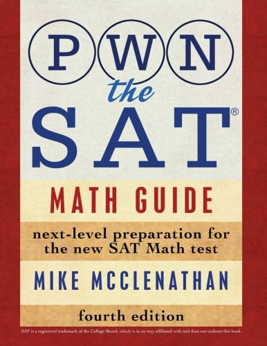 PWN the SAT: Math Guide cover