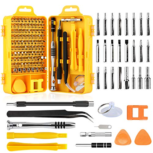 Apsung 110 in 1 Screwdriver Set with Slotted