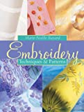 img - for Embroidery: Techniques & Patterns book / textbook / text book