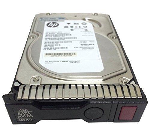 HP 658103-001 500GB 6G SATA 7.2K 3.5'' MDL Hard Drive
