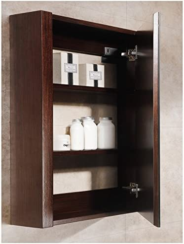 Fine Fixtures MOMC24WE Modena Medicine Cabinet