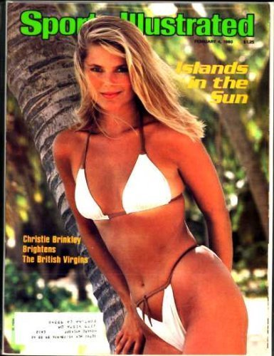 - Sports Illustrated 16th Annual Swimsuit Issue Magazine Christie Brinkley February 4, 1980