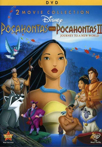 Pocahontas Two-Movie Special Edition (Pocahontas / Pocahontas II: Journey To A New World) from Walt Disney Video