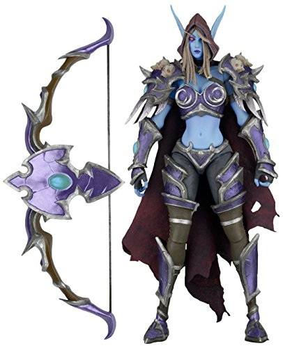 NECA Heroes of The Storm Series 3 Sylvanas Action Figure, - Starcraft Figures Action 2