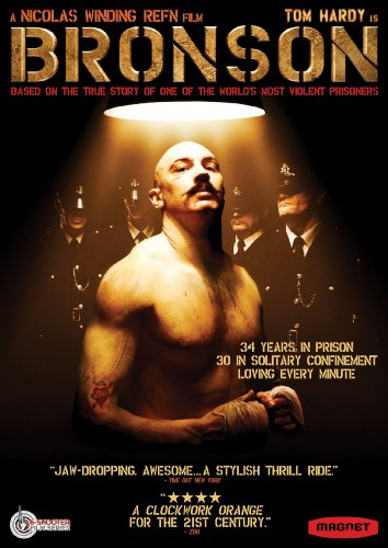 Top recommendation for bronson tom hardy dvd