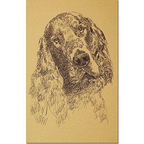 Kline Dog Lithograph - 5