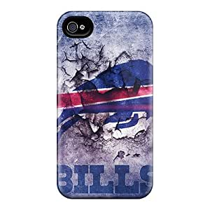 Great Cell-phone Hard Cover For Iphone 6plus With Custom HD Buffalo Bills Pattern JasonPelletier