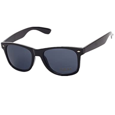 27f716f573c0 Shiratori Colorful new polarized sunglasses classic retro glasses  sunglasses driving mirror bright black  Amazon.co.uk  Clothing