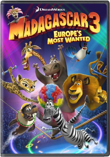 Amazon.com: Madagascar 3: Europe's Most Wanted