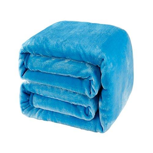 Balichun Luxury 330 GSM Fleece Blanket Super Soft Warm Fuzzy