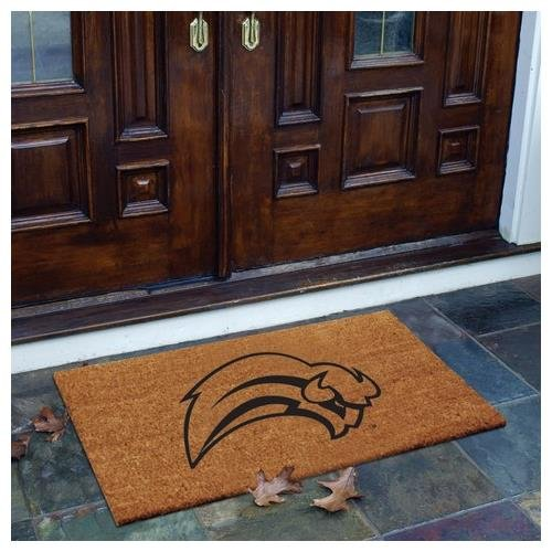 Coir Nhl Door Mat - NHL Buffalo Sabres Flocked Door Mat