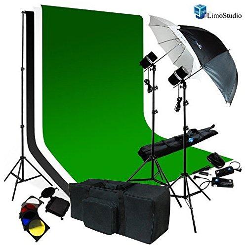 LimoStudio Photography 700 Watt Photo Studio Monolight Flash