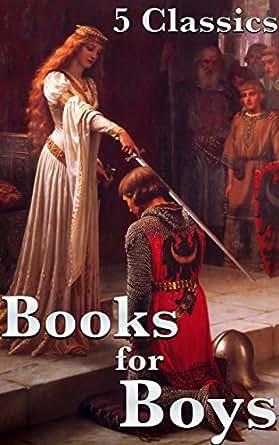 Childrens books for boys