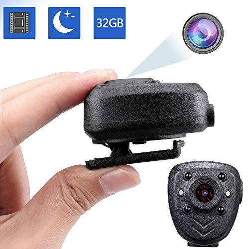 Hidden Camera, Wireless Nanny Camera, 10 mtrs Night Vision,Loop Recording