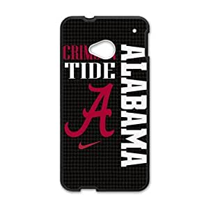 Alabama Crimson Tide Fahionable And Popular Back Case Cover For HTC One M7