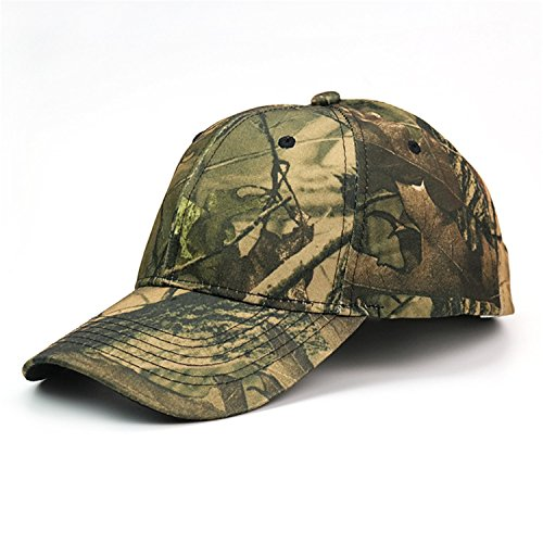 ylovego Baseball Caps Camouflage Bionic Hat Sniper Airsoft Shooting Gorras SWAT Hunter Sunhat Woodland Jungle Caps 02