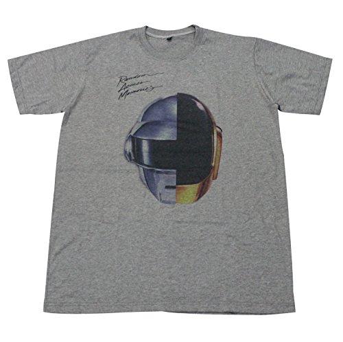 Daft Punk T-Shirt random access memories electronic disco / GV04.3 size L