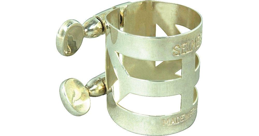 Selmer Paris Ligatures and Caps for Metal Saxophone Mouthpieces Tenor Sax Cap
