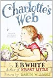 Charlotte's Web (Trophy Newbery) by E. B. White (1st (first) Edition) [Paperback(2004)]