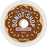 The Original Donut Shop Regular Keurig Single-Serve K-Cup Pods, Regular Extra Bold Coffee, 72 Count (6 Boxes of 12 Pods)